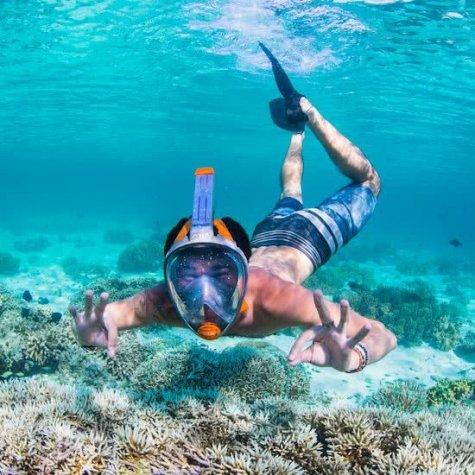 Snorkeling en las playas de Gran Canaria