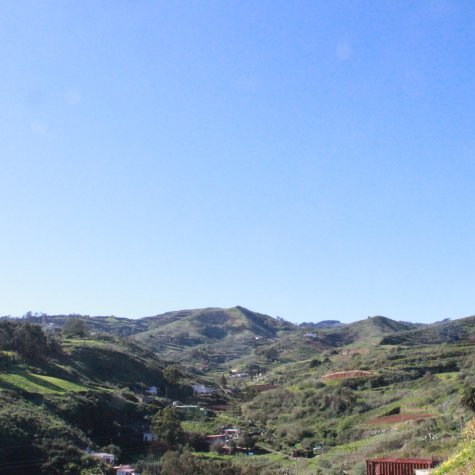 Valles y presas de Gran Canaria en helicóptero