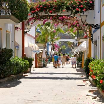 Ausflug Puerto de Mogán - Wochenmarkt