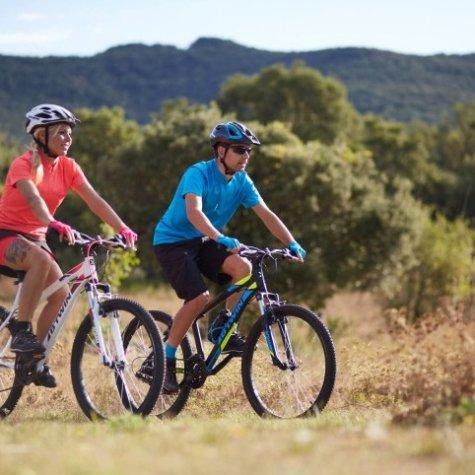 Mountain Bike Ausflug